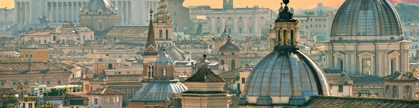 Поездка в Рим (на поезде)