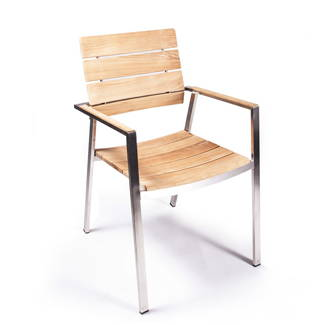 POVL Outdoor Franck Dining Chair