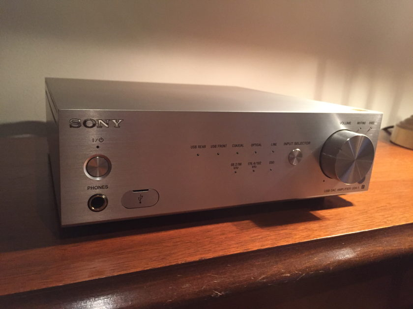 Sony UDA-1 Integrated DAC