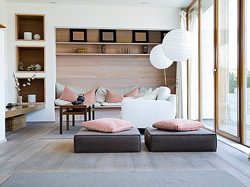 Styling-Ideen für ein gemütliches Wohnzimmer