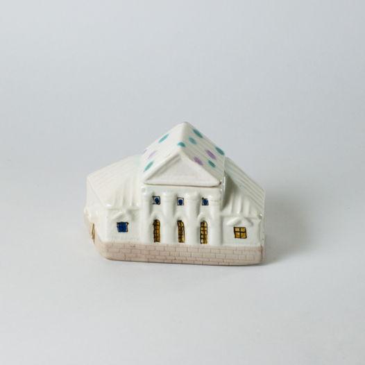 Шкатулки «Домики из Касимова»