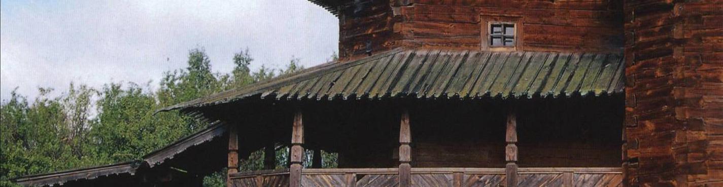 Индивидуальная экскурсия в Музей Деревянного Зодчества и Юрьев Монастырь