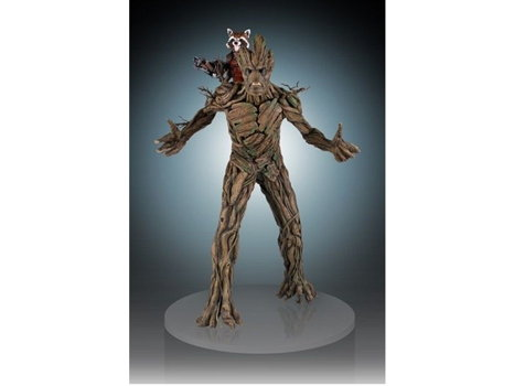 Guardians of the Galaxy Statue