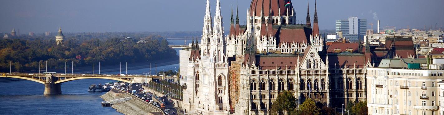 Автобусно-пешеходная обзорная экскурсия по Будапешту