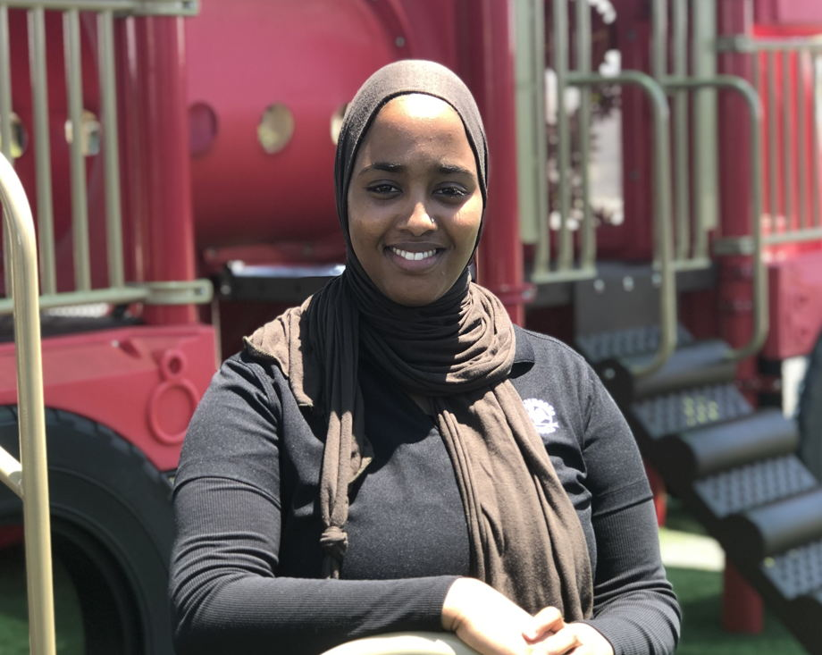 Ilham Abdullahi , Teacher