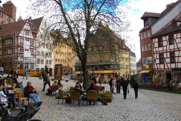 Нюрнберг - средневековая сказка (групповая автобусная)
