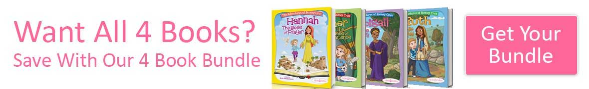 Christian Kids Book Bundle