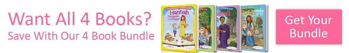 Christian Kids Book Bundle
