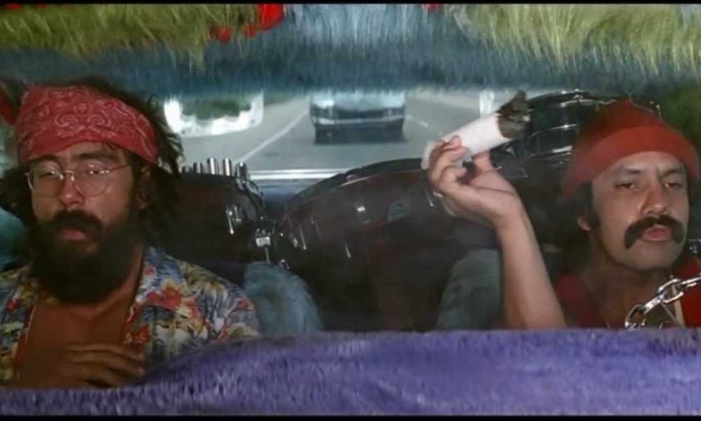 Cheech And Chong Up In Smoke Stoner Movie