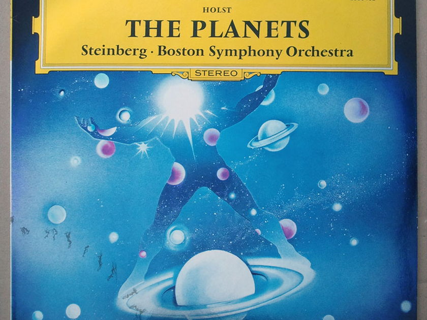 DG | STEINBERG/HOLST - The Planets / NM
