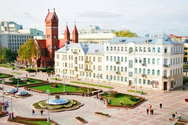 Пешеходная обзорная экскурсия по Минску в 15:15