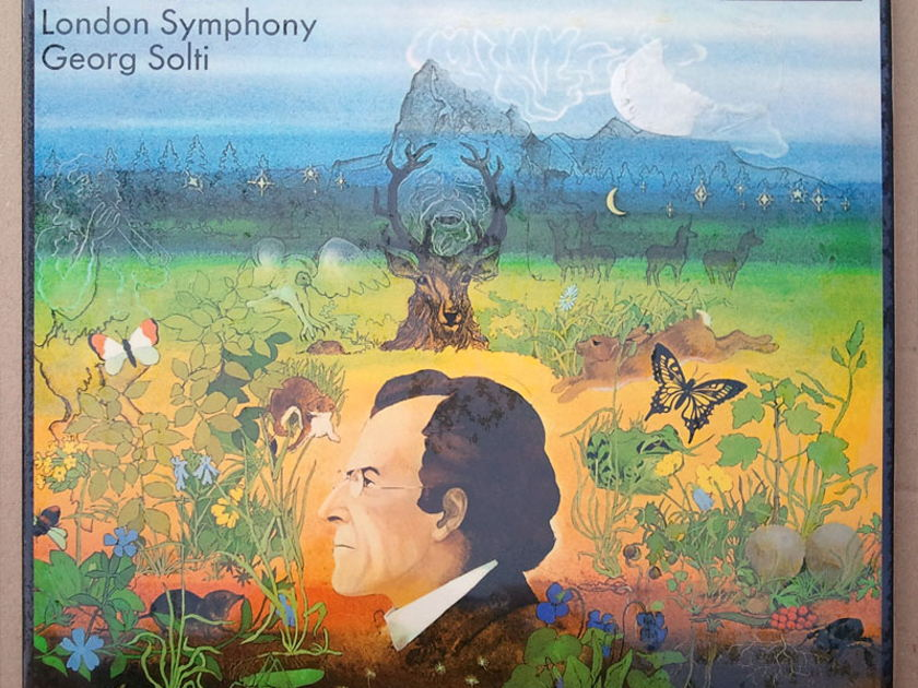 Audiophile 180g Decca/Solti/Mahler - Symphony No.3 / MINT