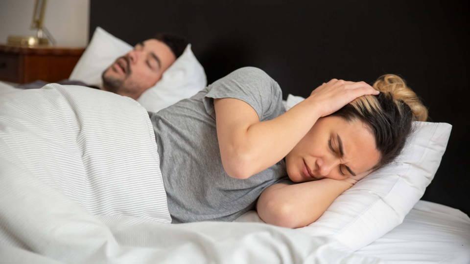 Ronflement insupportable au moment de dormir