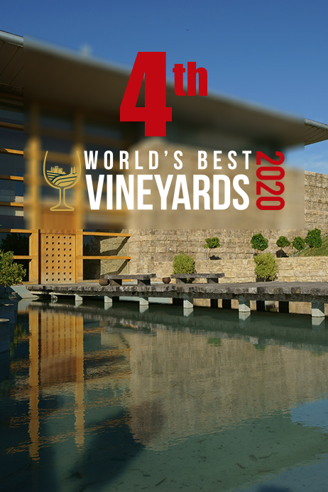 Viña Montes elegida la 4ta mejor viña del mundo por World´s Best Vineyards Awards