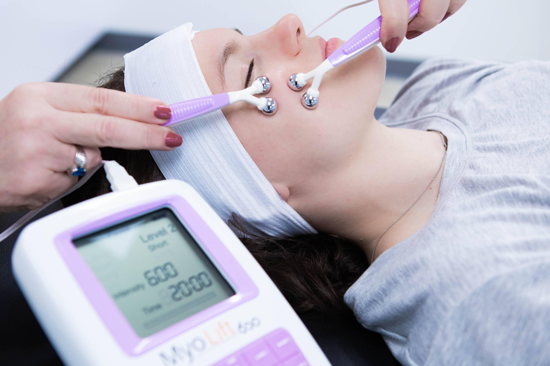 best FDA-cleared microcurrent machine for professional estheticia