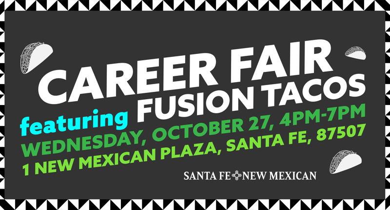 SFNM Career Fair & Fusion Tacos