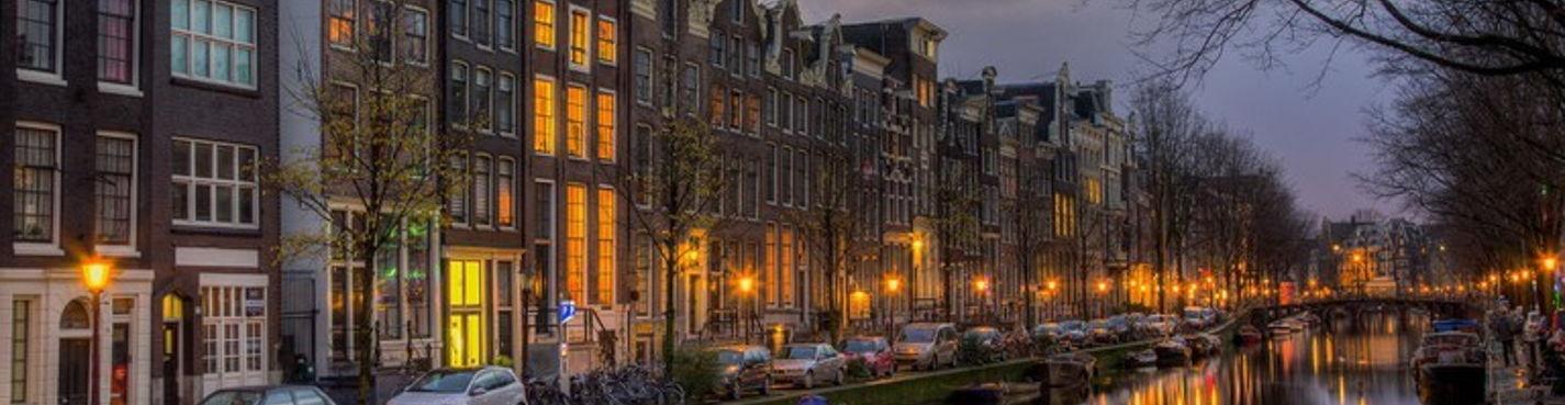 Амстердам транзитом. Экскурсия по Амстердаму на автомобиле и кораблике (из аэропорта Схипхол)
