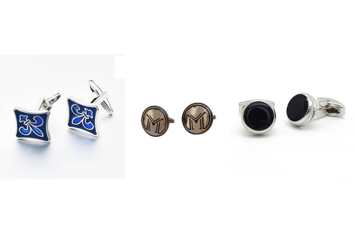 Custom Vintage Cufflinks