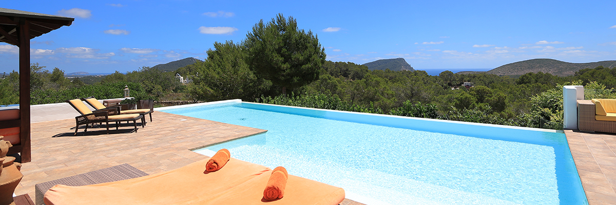 Ibiza - Luxury property in privileged location
