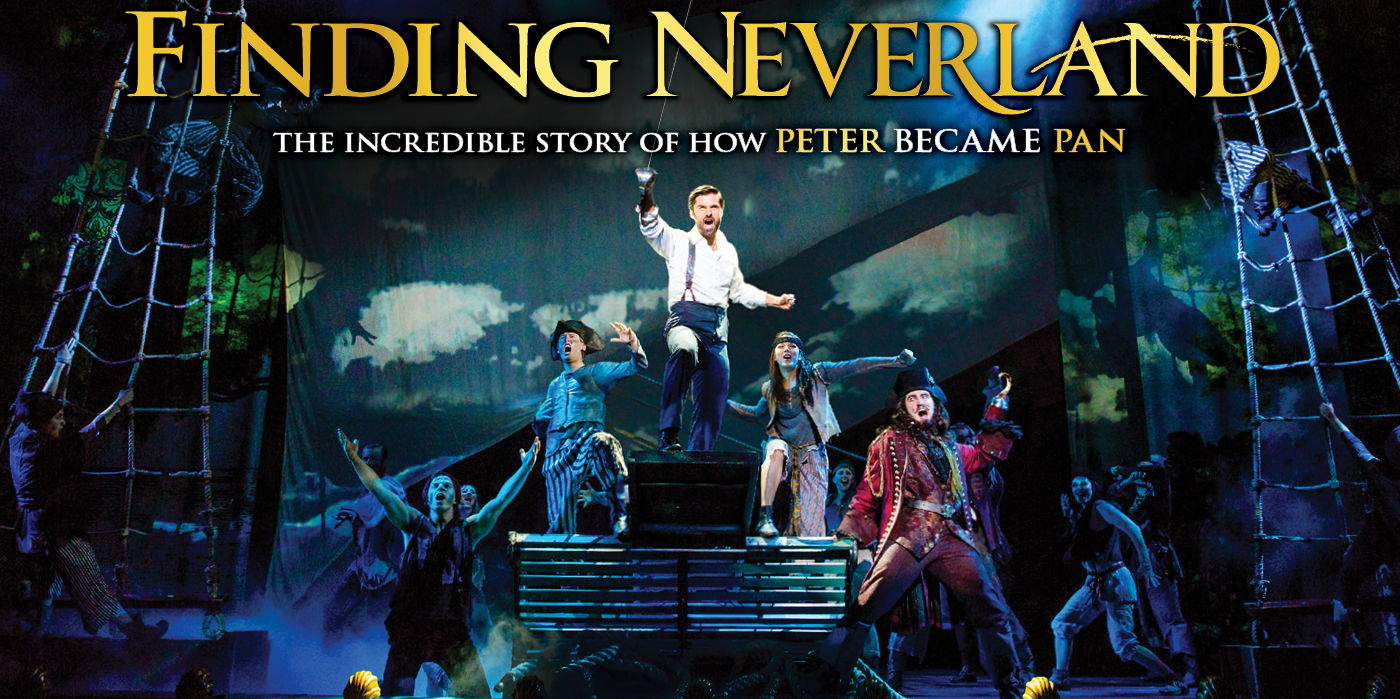 Finding Neverland at the Shubert Theatre