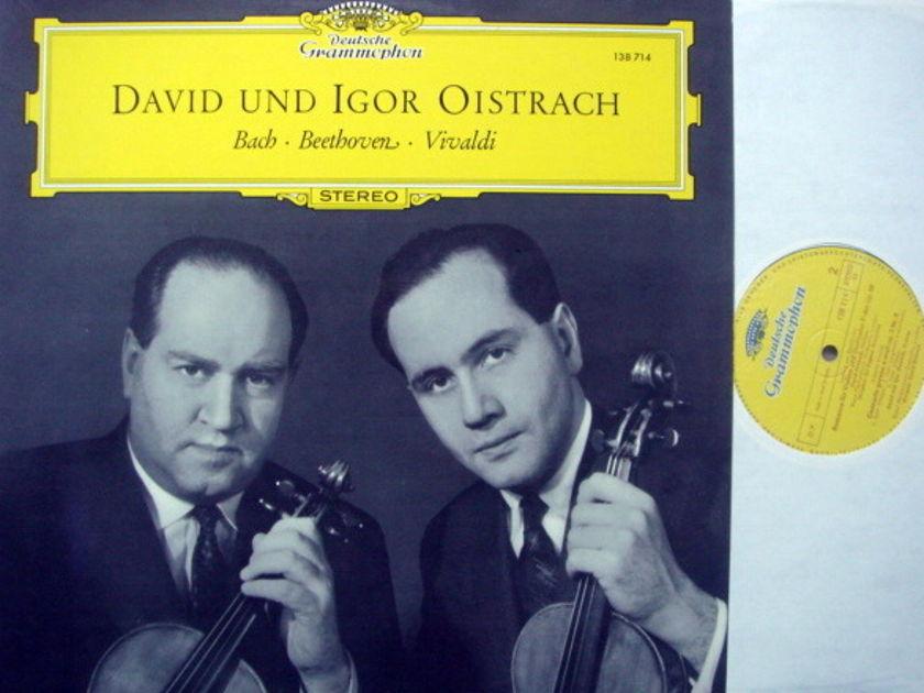 DG / DAVID & IFOR OISTRAKH, - Bach-Beethoven-Vivaldi, NM!