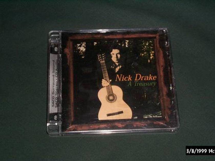 Nick drake - A Treasury sacd hybrid surround sound
