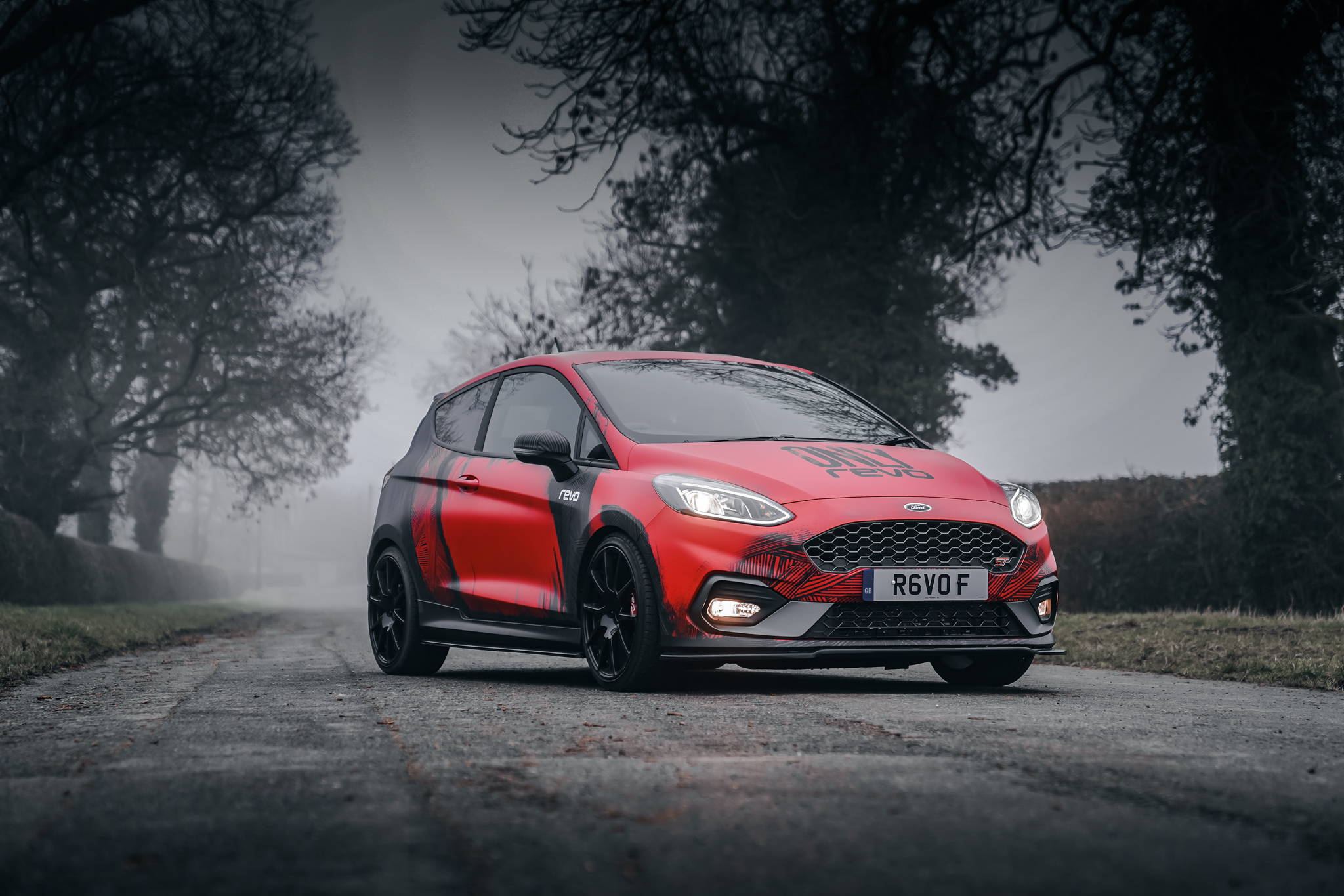 Ford Performance Revo Remaps in Carlisle, Cumbria