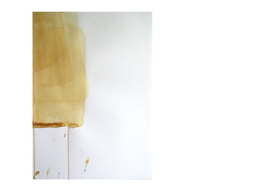 Рисунок ржавой краской №6