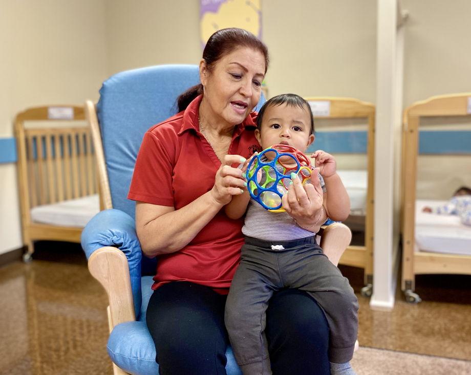Mrs. Lopez , Young Infant Teacher