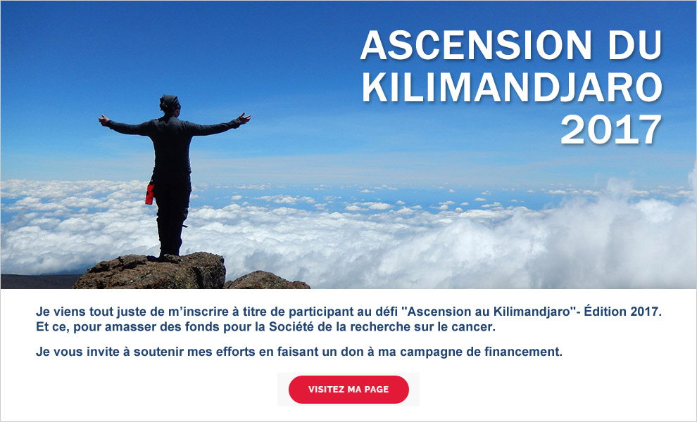 Ascension au Kilimandjaro - Hélèna Savoie - Courtier immobilier REMAX Platine