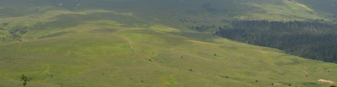 Экскурсии по Адыгее: Азишский перевал