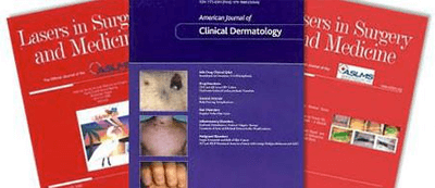 HairMax Published in Medical Journals