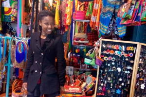Local Art and Shopping in Nairobi