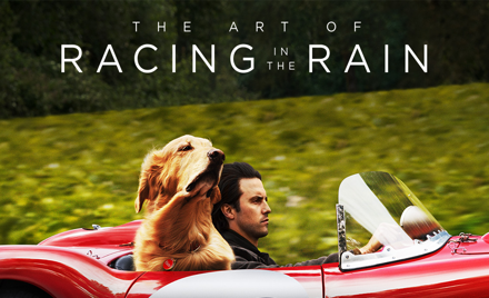 """The Art of Racing in the Rain"" PCASDR Movie Night"