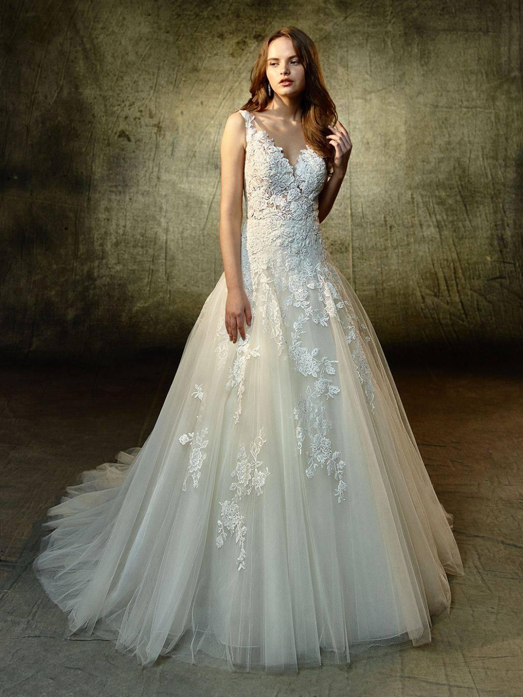 ENZOANI WEDDING DRESS LOURDES