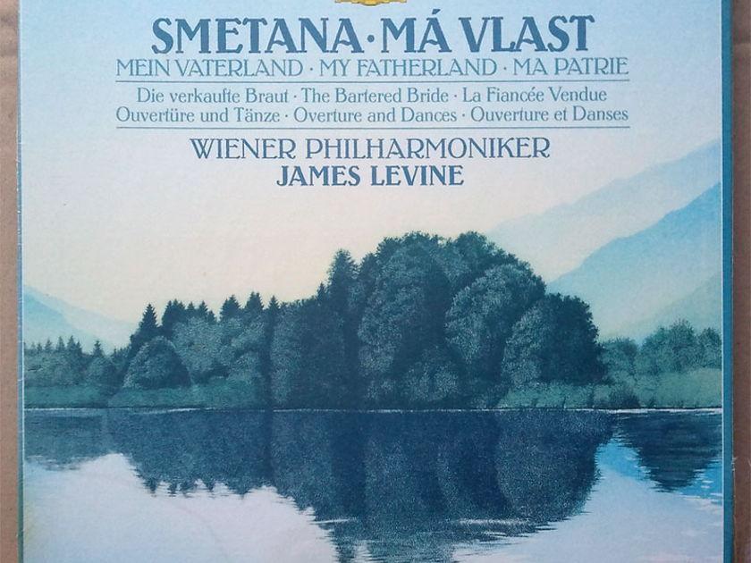Sealed DG Digital | LEVINE/SMETANA - Ma Vlast (My Fatherland) / 2-LP Box Set
