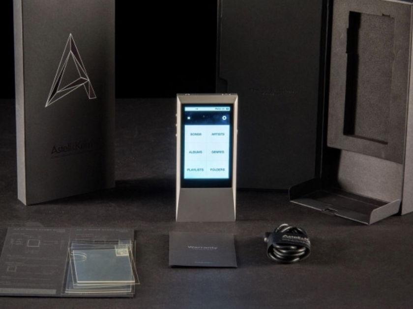 Astell & Kern AK jr Portable High Resolution Music Player