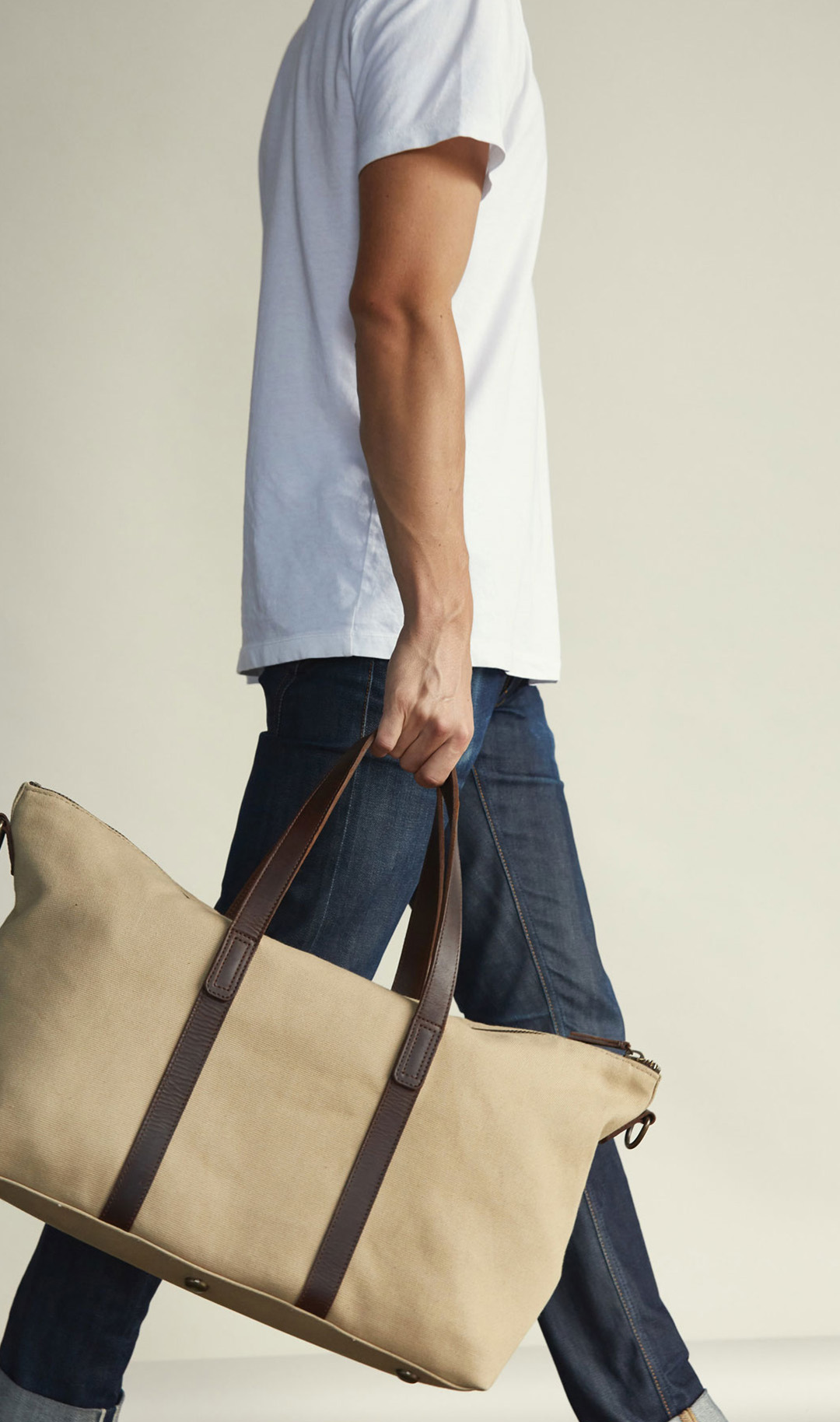 Nisolo Canvas Weekender