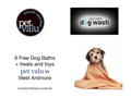 Doggy Baths & Treats & Toys