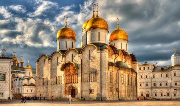 Московский Кремль + Оружейная палата + Успенский собор (для орг. групп)