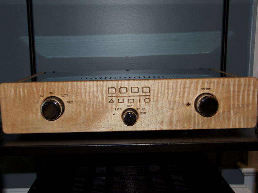 Dodd Dodd Battery Preamp