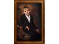 Children's Masterpiece Portrait at the Hotel Elysée by Masana