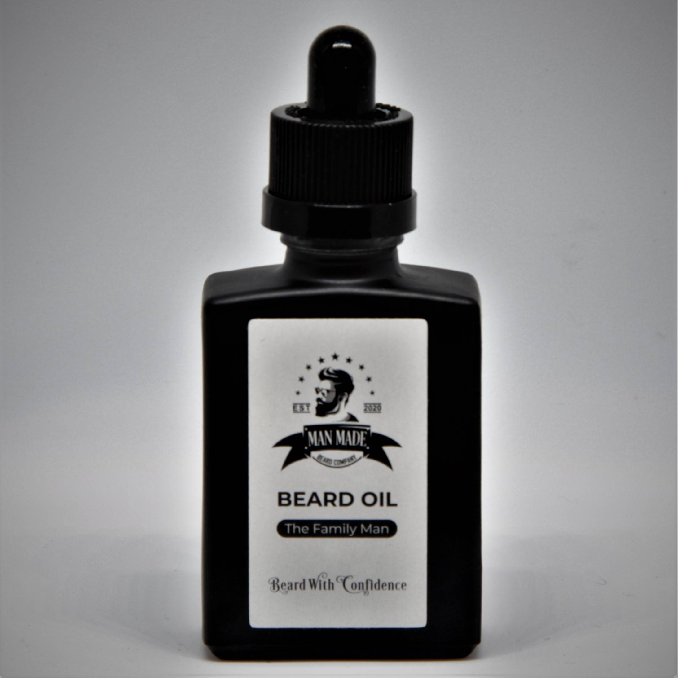 The Family Man Beard Oil