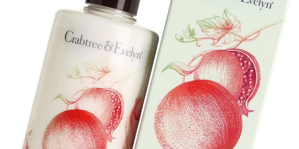 Crabtree & Evelyn | Dieline