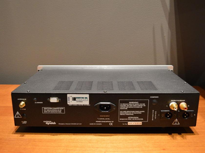 Magnum Dynalab MD100 Precision Analog FM Tuner