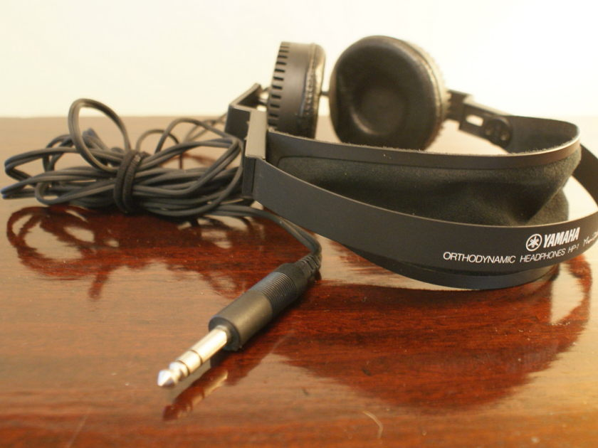 Yamaha HP-1 Orthodynamic Headphones