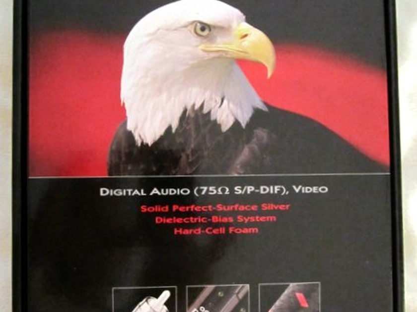 Audioquest Eagle Eye Digital Cable 1m - single cable