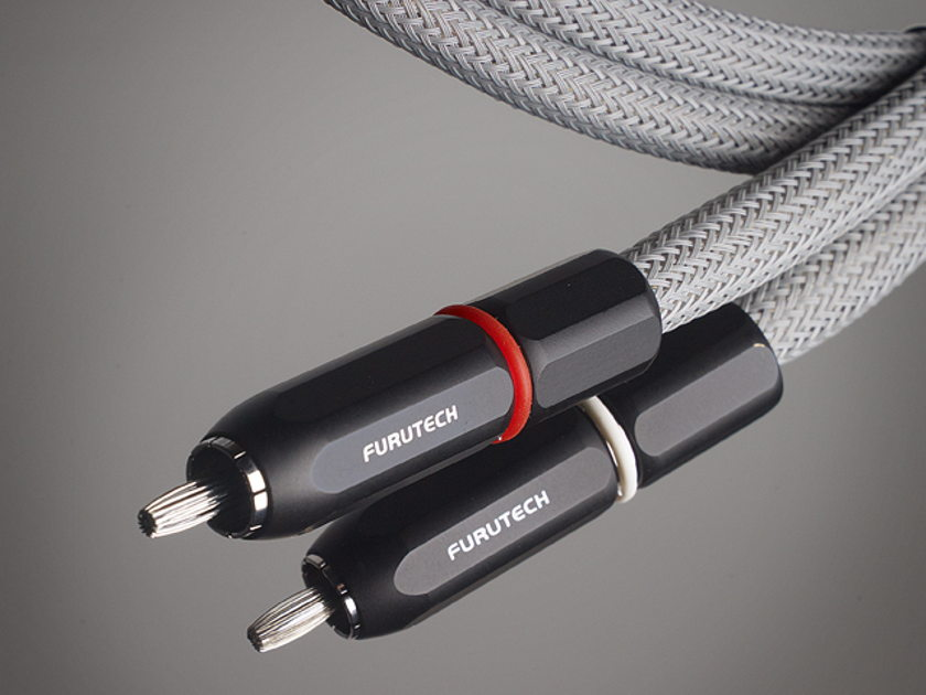 DR Acoustics Red Moon  RCA 1Meter Classe Audio Choice!!