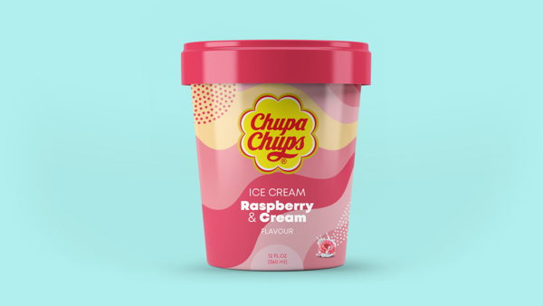 Chupa Chups packaging licensing guidelines