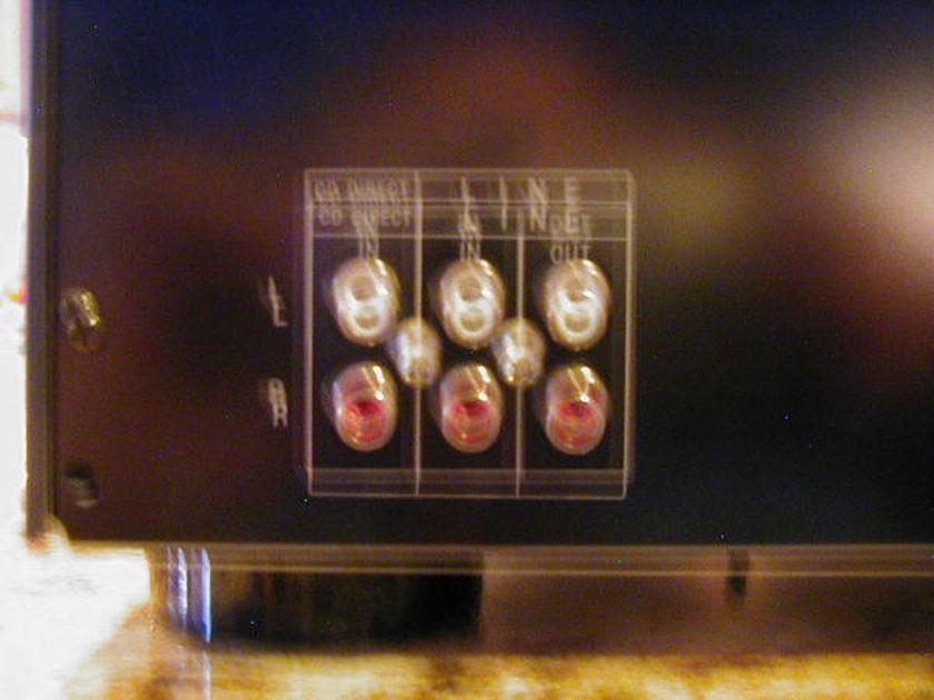 Sony TC-K670 Three Head Audiocassette Deck